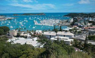 Nouméa est la capitale de la Nouvelle-Calédonie.