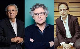 Bernard Pivot, Michel Onfray et Marc Levy, écrivains français les plus suivis sur Twitter