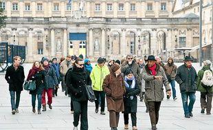 """Visite de Bordeaux sur les traces du passé de """"port négrier"""" de la ville"""