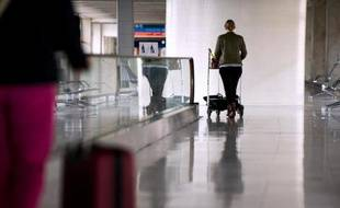 Illustration de l'aéroport de Roissy.