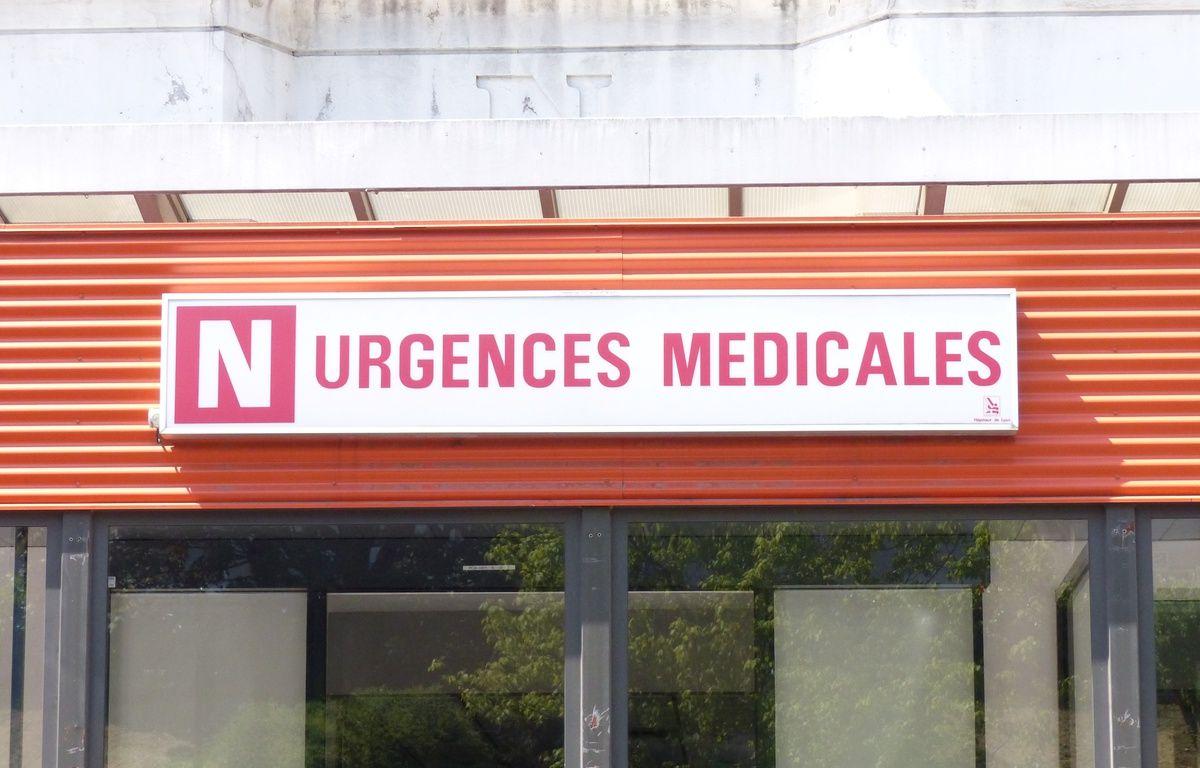 Illustration des urgences de l'hôpital Edouard Herriot à Lyon. – Elisa Frisullo / 20 Minutes