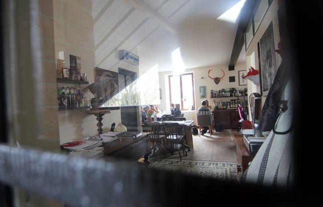 Rennes h l ne a ouvert un restaurant dans le salon de for Le salon d helene
