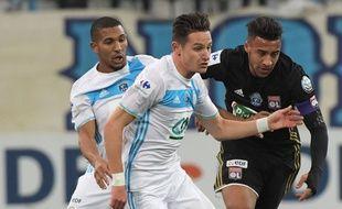Corentin Tolisso et Florian Thauvin, face à face en Coupe de France