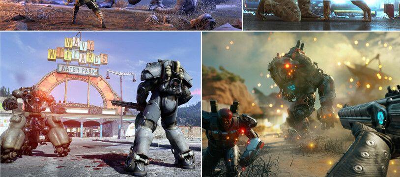 Bethesda possède notamment les franchises «The Elder Scrolls», «Fallout» et «Rage».