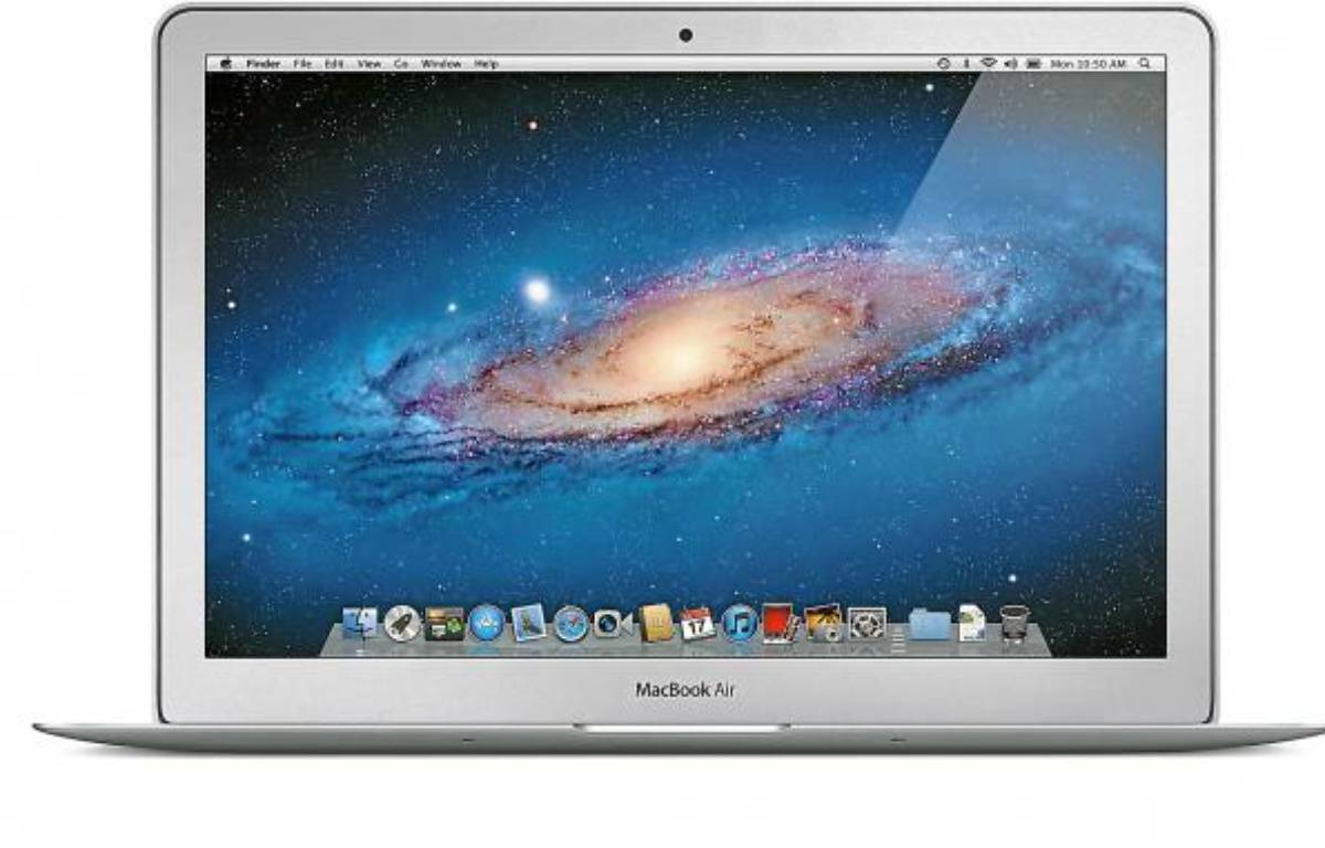 Le MacBook Air de Chez Apple – DR