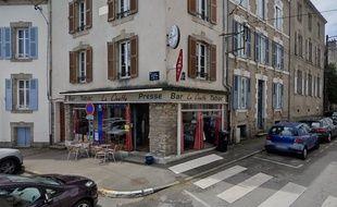 Le bar-tabac La Civette, à Vannes, a été victime d'un braquage le 9 avril 2020.