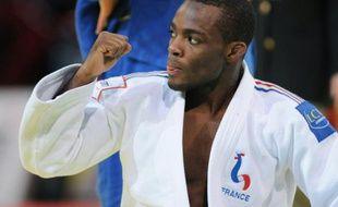 Le judoka français Dimitri Dragin, lors du tournoi de Paris, le 7 février 2009.