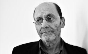 Portrait de Jean-Pierre Bacri, à Paris, le 2 décembre 2015.