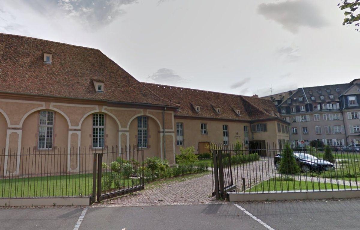 L'hôtel les Haras est en tête des avis du total de 34 sites de réservation et de notation, selon le recensement de Trivago. – Capture d'écran / Google Street View.