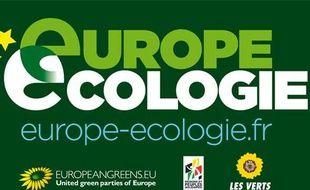 Le logo d'Europe Ecologie.