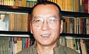 Liu Xiaobo, prix Nobel de la Paix 2010 (photo non datée).