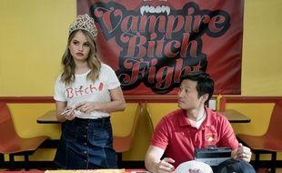 Image extraite de la série «Insatiable» dans laquelle Debby Ryan incarne Patty, l'héroïne principale.
