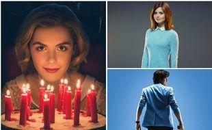 «Les nouvelles aventures de Sabrina», Jenna Coleman de «Doctor Who» et un panel sur «Nicky Larson» sont attendus au festival Comic Con Paris 2018