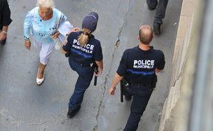 Illustration policiers unicipaux