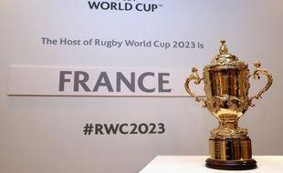La France a été choisie pour organiser la Coupe du monde de rugby 2023