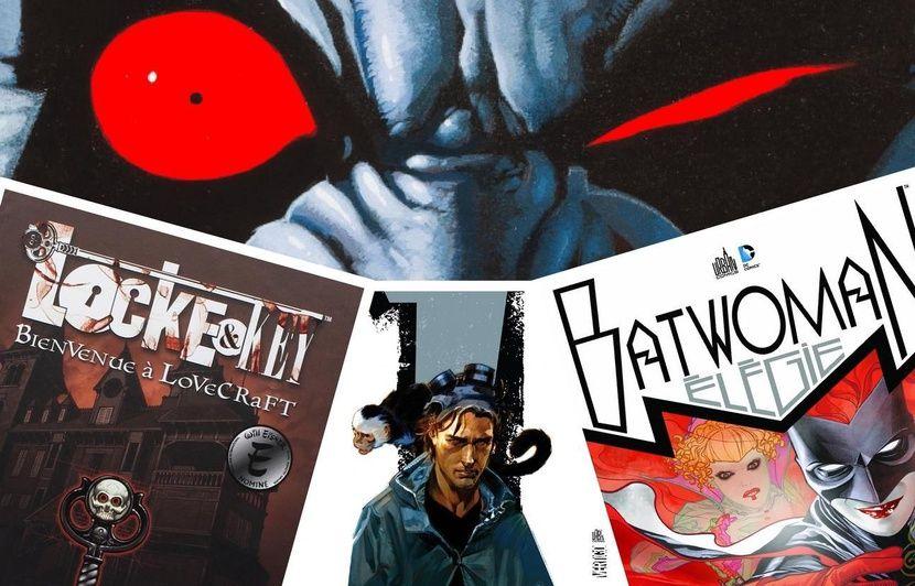Adaptation de comics: Pourquoi «Batwoman», «Lobo», «Locke & key» et «Y» feront d'excellentes séries