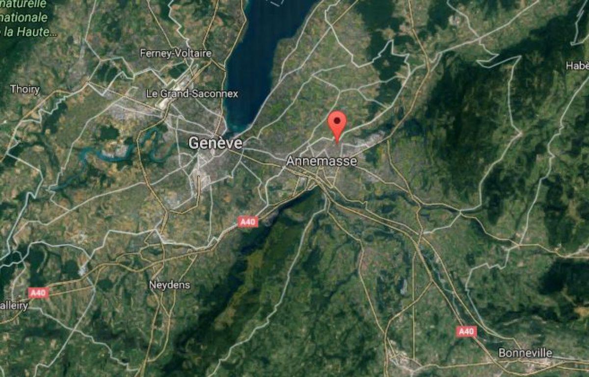 Ville-la-Grand (Haute-Savoie) – Google Maps