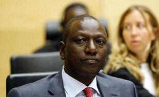Le vice-président kényan William Ruto était attendu lundi soir à La Haye, où les préparatifs en vue de l'ouverture mardi de son procès pour crimes contre l'humanité devant la Cour pénale internationale (CPI) ont été finalisés.