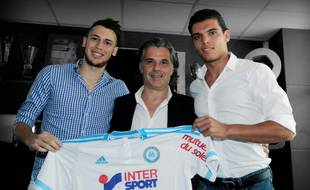 Karim Rekik et Lucas Ocampos sont officiellement marseillais