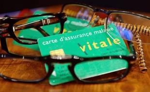 """""""Carte Vitale"""" à Lille le 17 septembre 2013"""