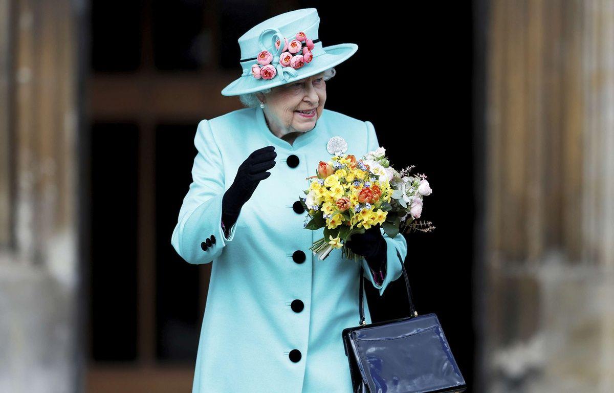 La reine d'Angleterre a soufflé ses 91 bougies  – Peter Nicholls/AP/SIPA