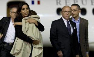 Meriam Rhaiem (à gauche) avait pu ramener sa fille Assia de Syrie, le 3 septembre 2014 après 10 mois de long combat.