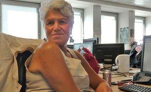 Vous interviewez Martine Daoust à la rédaction de 20 Minutes pour «La Réforme... Oui mais sans rien changer!»