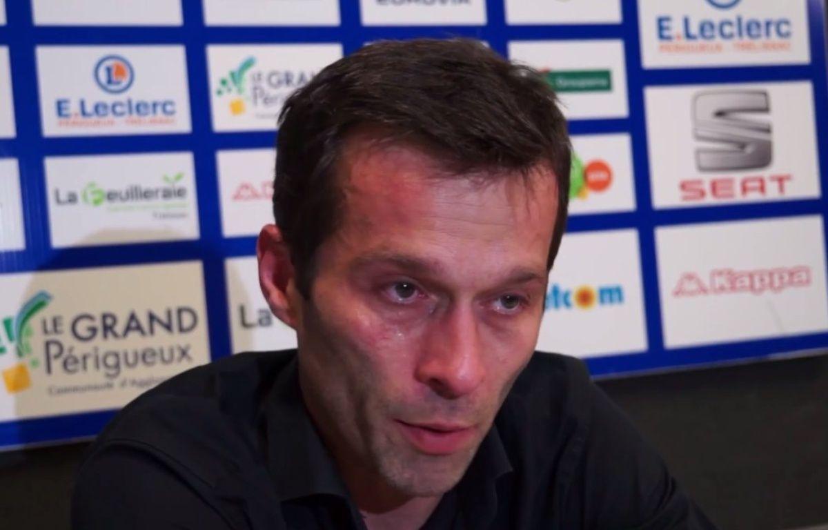 Jean-Baptiste Lecrosnier. – Capture d'écran Dailymotion