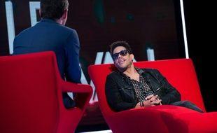 JoeyStarr sur «Le Divan» de Marc-Olivier Fogiel sur France 3