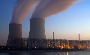 Une centrale nucléaire à Phillipsburg, en Allemagne, en 2007.
