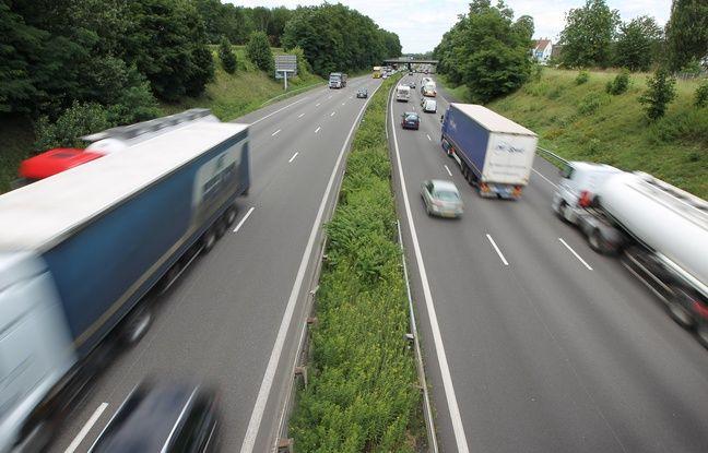 strasbourg c 39 est d sormais 90 km h sur l 39 autoroute a4 entre cronenbourg et reichstett. Black Bedroom Furniture Sets. Home Design Ideas