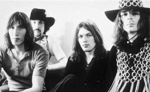 Le groupe Pink Floyd, ici en 1969, a vendu 200 millions d'albums.