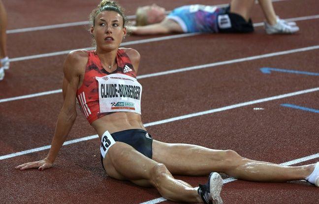 Dopage: Le Conseil d'Etat rejette le recours d'Ophélie Claude-Boxberger contre sa suspension provisoire