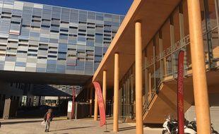 Le pôle de chimie Balard, à Montpellier