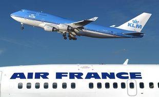 En entrant au capital du groupe Air France-KLM, l'Etat néerlandais entend protéger ses intérêts économiques.