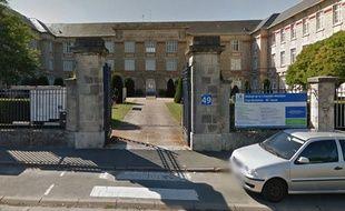 Le tribunal de grande instance de la Rochelle.