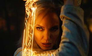 Angelina Jolie tient son premier rôle de super-héroïne dans «Les Eternels», le 3 novembre en salle