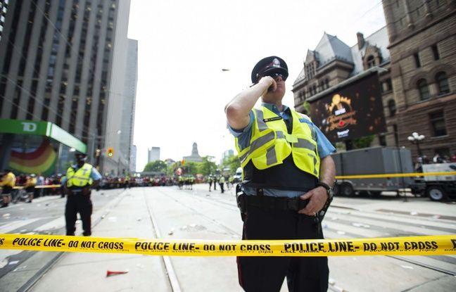Canada: Trois morts dans une fusillade à Toronto
