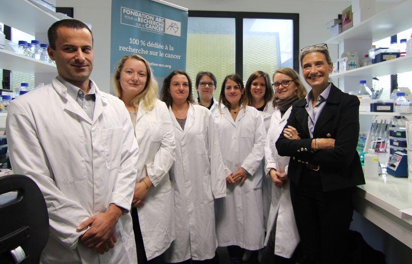 Cancer : Des chercheurs rennais tentent de briser le bouclier du très agressif cancer de la peau