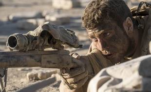 Aaron Taylor-Johnson dans The Wall de Doug Liman