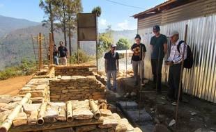 L'ONG CARE mène plusieurs programmes depuis les séismes de 2015.