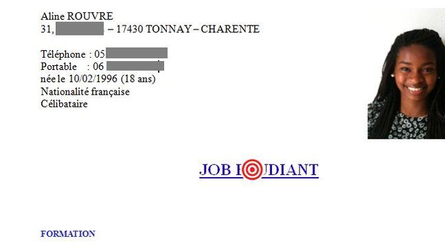 gilles payet analyse le cv et la lettre de motivation d u0026 39 aline