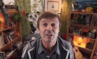 Nicolas Hulot dans la vidéo de Golden Moustache