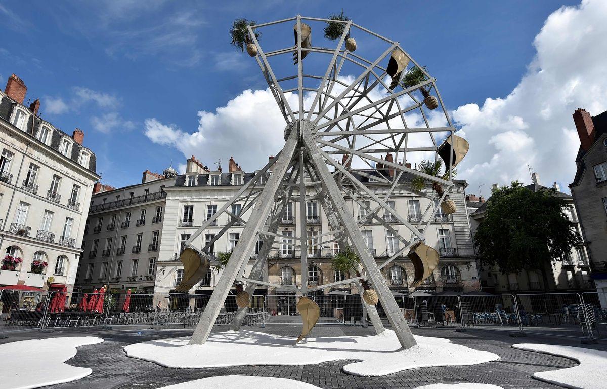 Nantes on a visit le voyage nantes 2017 une dition haute en couleurs - Visiter nantes en famille ...
