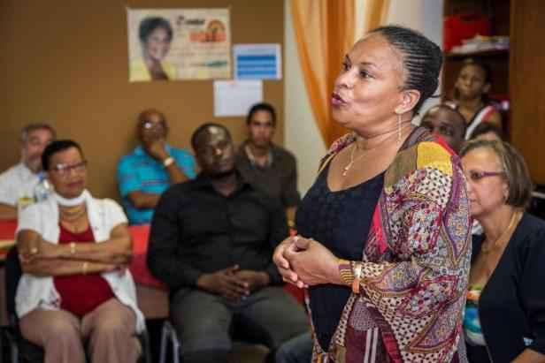 guyane taubira annonce un plan d 39 action pour le tribunal. Black Bedroom Furniture Sets. Home Design Ideas