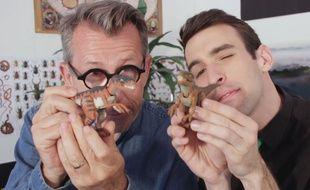 Jamy et Max Bird vous expliquent pourquoi les dinosaures n'ont pas disparu.