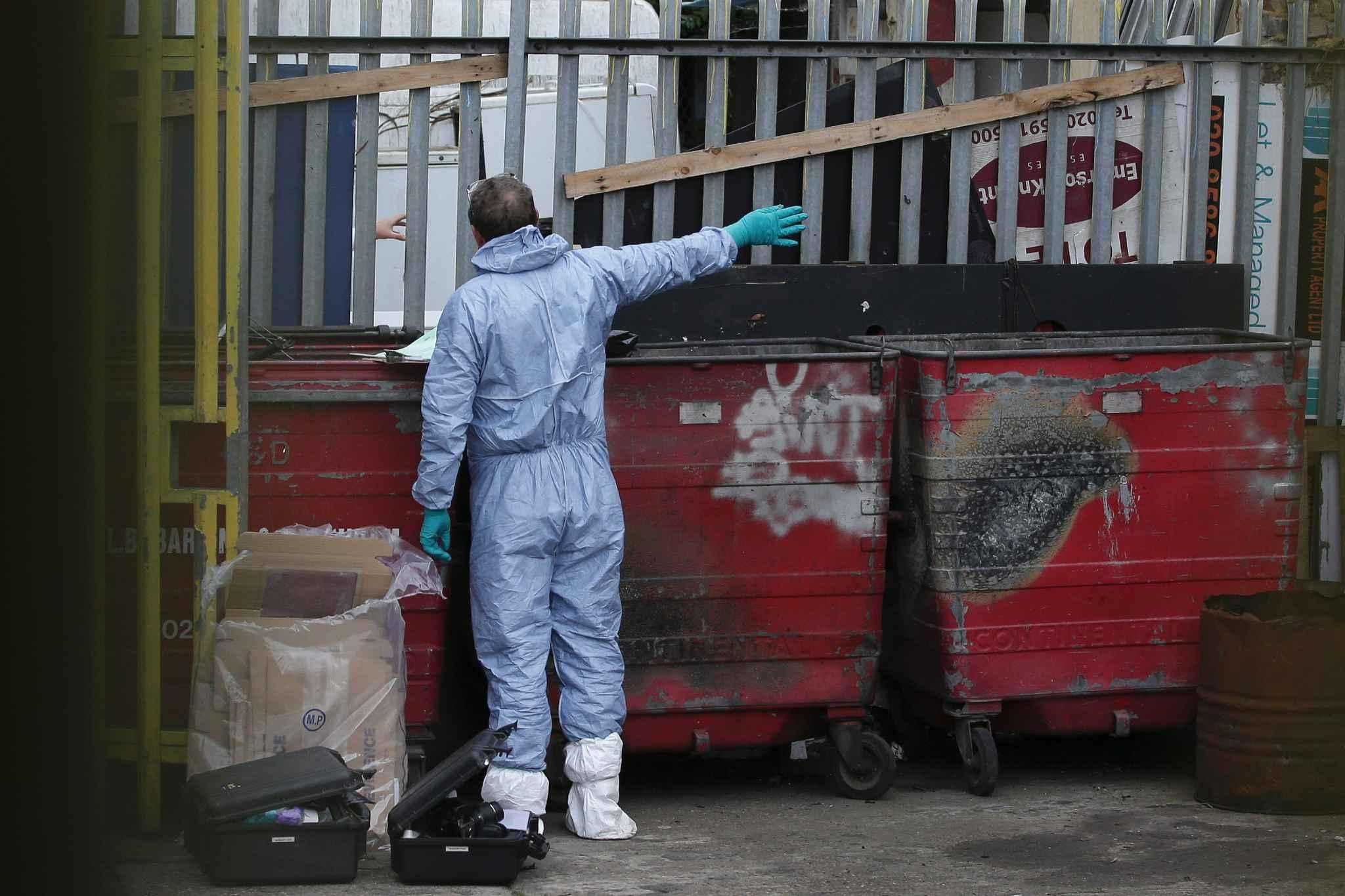 Les assaillants identifiés — Attentat de Londres