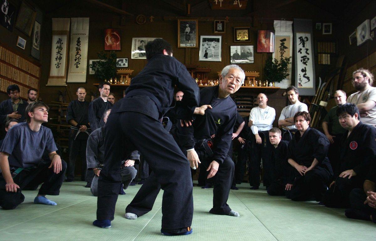 Une région japonaise qui avait lancé une offre d'emplois pour embaucher à plein temps des ninjas pour animer le château de Nagoya. –  ITSUO INOUYE/AP/SIPA
