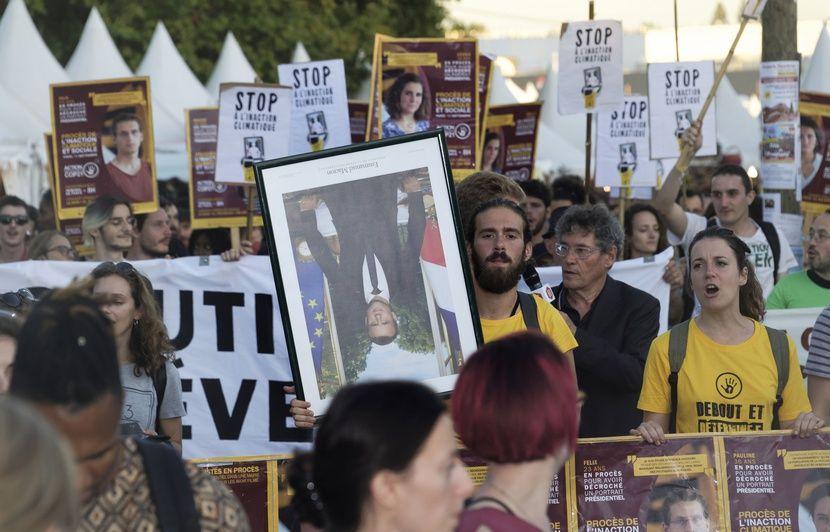 Vienne : Le maire juge «démesurées» les critiques après le prêt d'un portrait de Macron