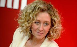 Alba Ventura réalise un édito politique quotidien sur RTL
